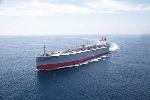 20181120kline 500x334 - 川崎汽船/ジクシス向けの新造大型LPG船が竣工