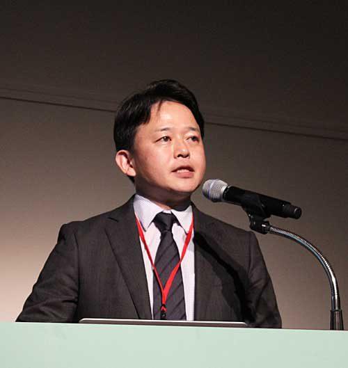 日本GLPの山後投資開発部プロジェクトマネジメント グループリーダー・ヴァイスプレジデント
