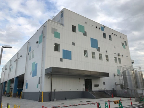 サミット川崎塩浜プロセスセンター
