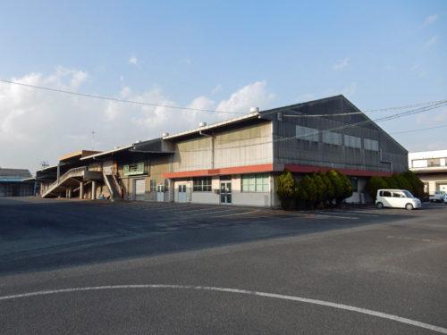 中四国広域物流センター
