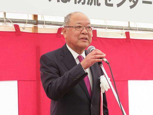 ヨコレイの吉川会長