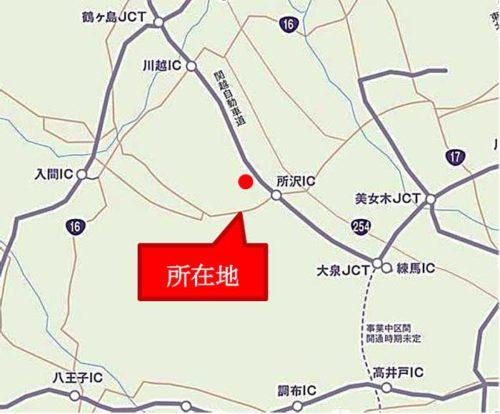 20181204tokyu4 500x414 - 東急不動産/埼玉県三芳町にアスクル専用物流施設(7.1万m2)を着工