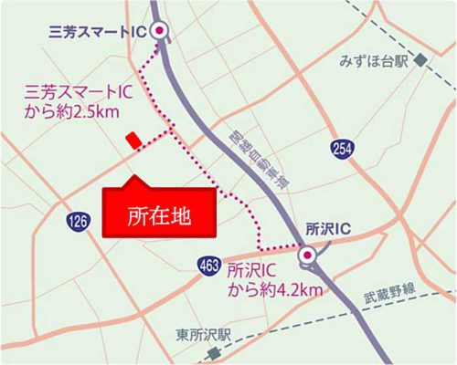 20181204tokyu5 500x400 - 東急不動産/埼玉県三芳町にアスクル専用物流施設(7.1万m2)を着工