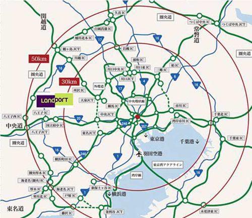20181207nomura7 500x433 - 野村不動産/東芝青梅工場跡地に大型物流施設着工、テナントに鴻池運輸