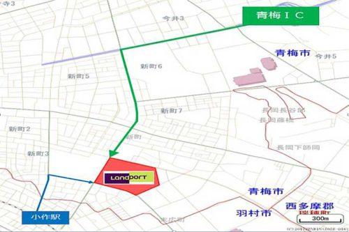 20181207nomura8 500x333 - 野村不動産/東芝青梅工場跡地に大型物流施設着工、テナントに鴻池運輸