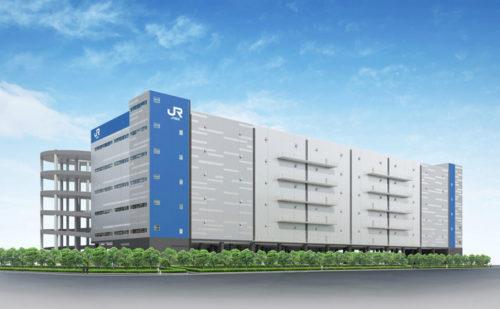20181213jrk31 500x309 - JR貨物/物流施設「東京レールゲート WEST」、鴻池運輸と賃貸借予約契約