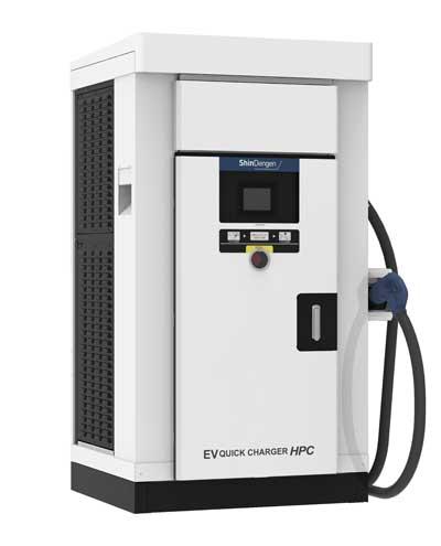 EV充電器イメージ