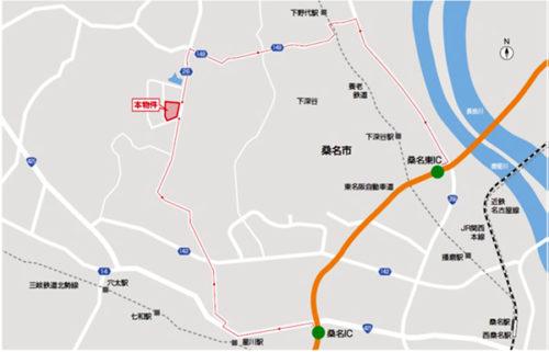 20181217kuwana3 500x321 - 三重県桑名市に建設中の大型物流施設/来年1月25日、見学会