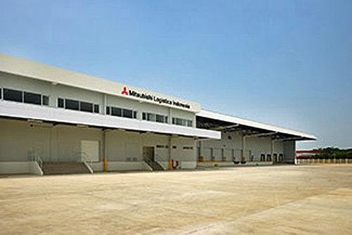 ハラル対応の配送センター(MM2100 Distribution Center)