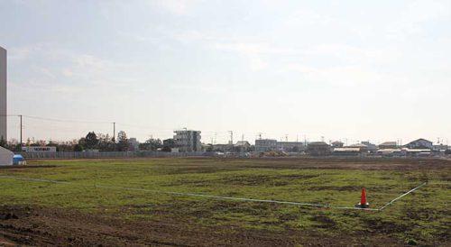 建設地(11月28日時点)