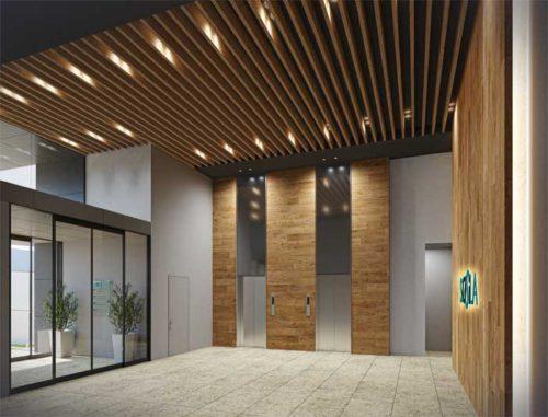 20181219sumitomo3 500x381 - 住友商事/神奈川県海老名市に7.7万m2の物流施設着工