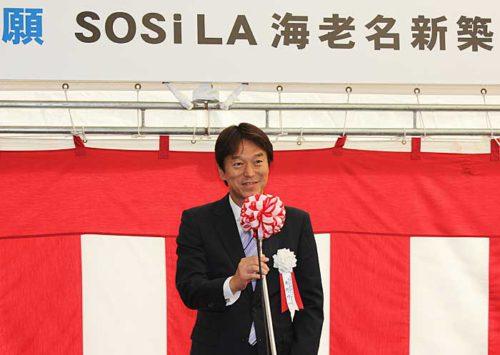 20181219sumitomo5 500x355 - 住友商事/神奈川県海老名市に7.7万m2の物流施設着工