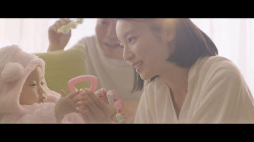 Web動画「母になって」篇