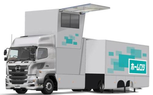 20181226homelogi1 500x311 - ホームロジスティクス/移動型納品訓練車、来春導入