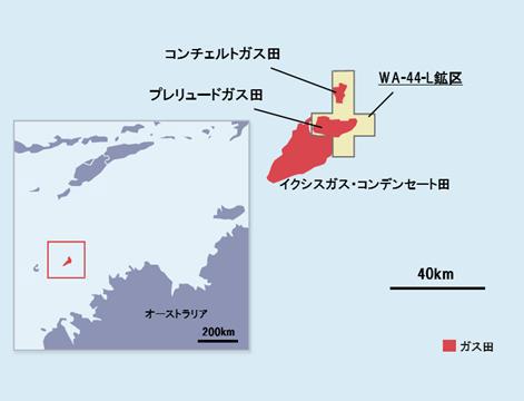 プロジェクトの位置図