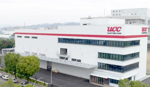 UCC台湾 雲林工場