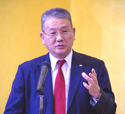 20190108sbshd21 - SBSHD/鎌田代表が新年度運営方針「融合」を発表
