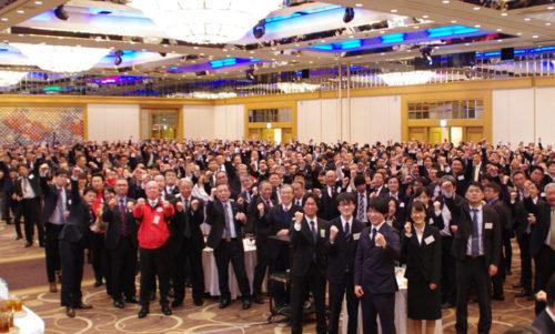 20190108sbshd4 500x301 - SBSHD/2019年SBSグループ新年会を開催