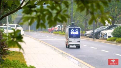 20190109jajapan2 500x283 - 京東集団/中国でラストワンマイル配送にロボット導入