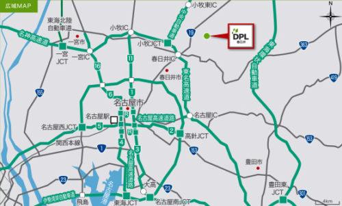 20190115daiwa2 500x301 - 大和ハウス/愛知県春日井市に建設中の物流施設、2月8日見学会