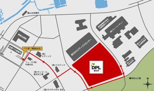 20190115daiwa3 500x297 - 大和ハウス/愛知県春日井市に建設中の物流施設、2月8日見学会