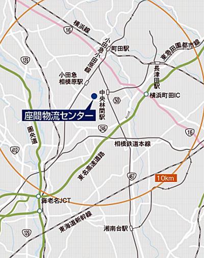 20190116kenedexs3 - ケネディクス商業リート/神奈川県座間市と横須賀市の物流センター取得