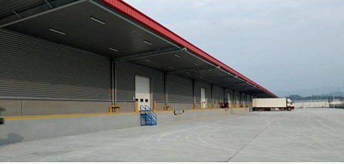 20190117nikkon1 500x239 - ニッコンHD/中国子会社が重慶市に1.6万m2の新倉庫を竣工
