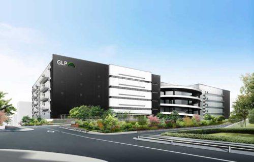 Rakuten Fulfillment Center Hirakata(GLP枚方III)