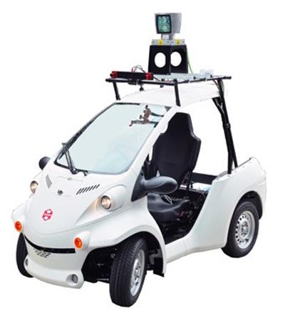 ZMP RoboCar MV2