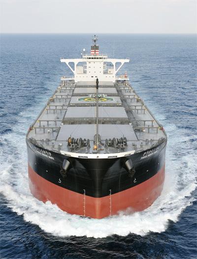 石炭専用船「ぴりかもしり丸」