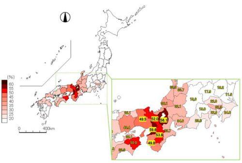 20190124teikoku3 500x337 - 運輸・倉庫業界/大阪万博開催、3割超がプラスと認識