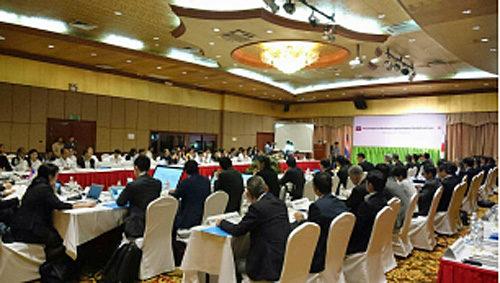 日カンボジア物流政策対話の模様