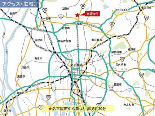 20190130orix22 500x375 - オリックス/愛知県小牧市に物流施設建設、名港海運一棟貸し