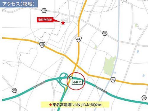 20190130orix23 500x376 - オリックス/愛知県小牧市に物流施設建設、名港海運一棟貸し