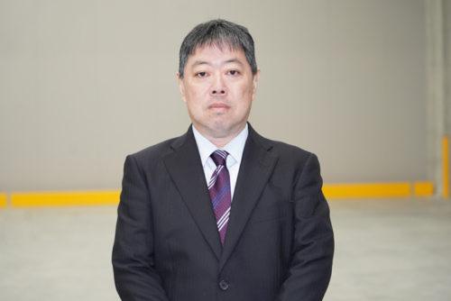 日通埼玉支店営業センター石原徹所長