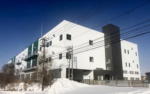 札幌里塚物流センター