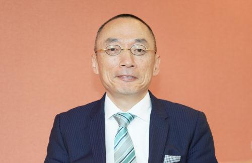 中本事業部長
