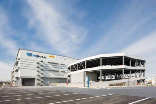 20190204mitsubishi1 500x334 - 三菱地所/名古屋に最大8万m2の物流施設完成、DHL等5社で入居率50%
