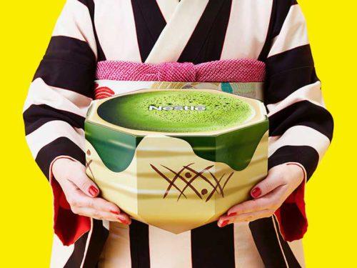 ネスレ日本の「抹茶ギフト」