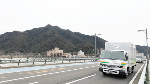 20190212sline2 500x280 - エスライン/電気小型トラック導入、稼働開始