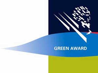「グリーンアウォード・プログラム」ロゴマーク