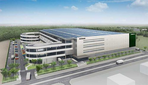20190215prologis1 500x288 - プロロジス/茨城県つくば市で11万m2のZOZO専用物流施設建設