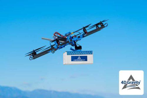 小橋工業で製造予定の原理試作機「Next DELIVERY(R)」