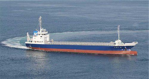 20190219nsunited 500x265 - NSユナイテッド海運/LiB搭載型の内航鋼材船を就航