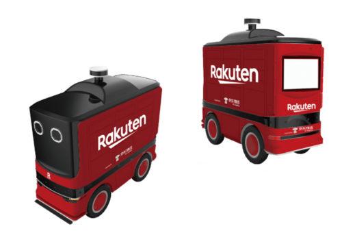 20190221rakuten2 500x356 - 楽天、JD.com/日本でのドローンと地上配送ロボット導入で合意