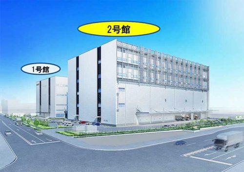 20190226shibusawa 500x354 - 澁澤倉庫/横浜市神奈川区に2.4万m2の研究開発施設・物流倉庫建設