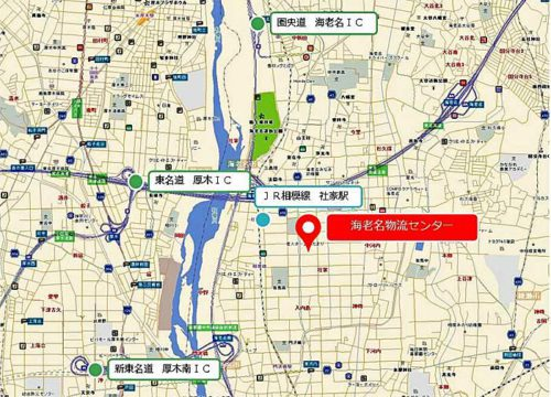 20190228daiwabutsuryu5 500x360 - 大和物流/神奈川で物流総合効率化法認定の物流センター稼働