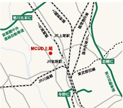 20190301mitsubishishogi2 - 三菱商事都市開発/Wランプウェイ採用、上尾市に9.2万m2の物流施設着工