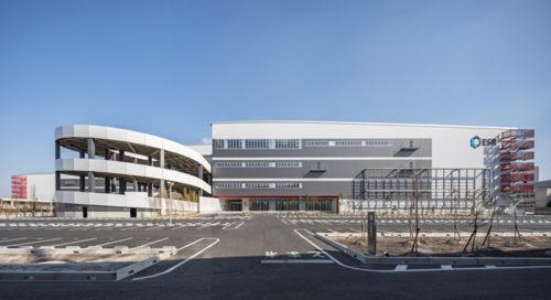 ESR 市川ディストリビューションセンター正面