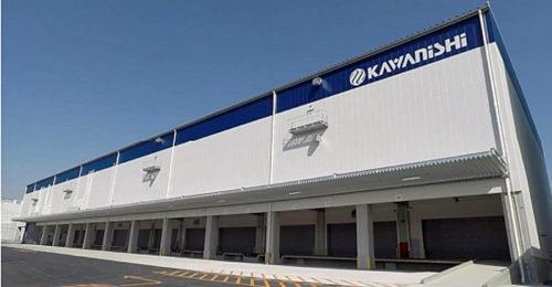 20190304kawanishi 500x260 - 川西倉庫/関東物流センター杉戸営業所新設